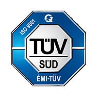ISO 9001 tanusitvany