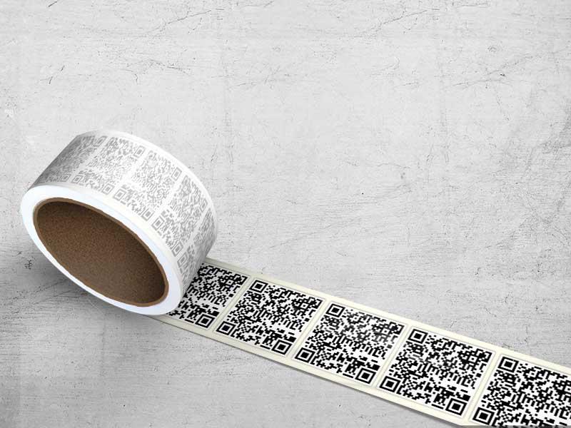 Vonalkódos címke nyomtatás